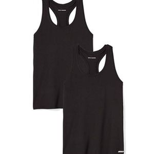 Essentials Women's 2-Pack  Racerback Tank Top